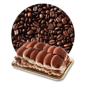 Coffee Arabica Flavored `Tiramisu`